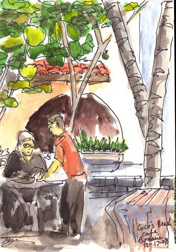 12-08 Bonaire - Cocos Beach Cafe 72ppi